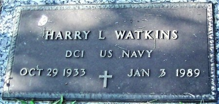 WATKINS, HARRY L. (VETERAN - US NAVY) - Bullitt County, Kentucky | HARRY L. (VETERAN - US NAVY) WATKINS - Kentucky Gravestone Photos