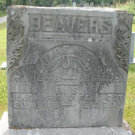 BEAVERS, EDMOND PITTS - Caldwell County, Kentucky | EDMOND PITTS BEAVERS - Kentucky Gravestone Photos