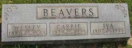 BEAVERS, WESLEY - Caldwell County, Kentucky   WESLEY BEAVERS - Kentucky Gravestone Photos