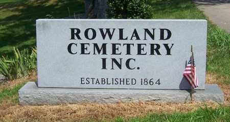 *CEMETERY SIGN,  - Caldwell County, Kentucky |  *CEMETERY SIGN - Kentucky Gravestone Photos