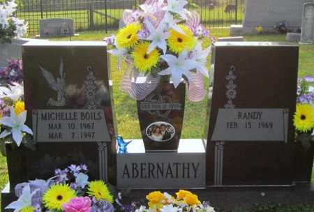 ABERNATHY, MICHELLE - Clinton County, Kentucky | MICHELLE ABERNATHY - Kentucky Gravestone Photos