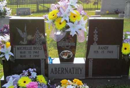 BOILS ABERNATHY, MICHELLE - Clinton County, Kentucky | MICHELLE BOILS ABERNATHY - Kentucky Gravestone Photos