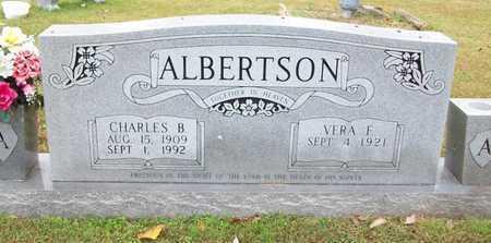 ALBERTSON, CHARLES B - Clinton County, Kentucky   CHARLES B ALBERTSON - Kentucky Gravestone Photos
