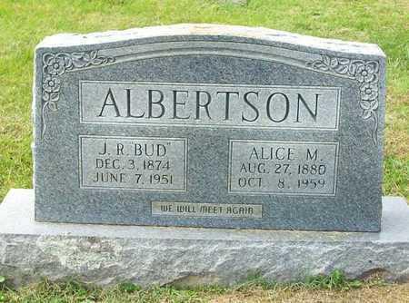 RADFORD ALBERTSON, ALICE MARIE - Clinton County, Kentucky | ALICE MARIE RADFORD ALBERTSON - Kentucky Gravestone Photos
