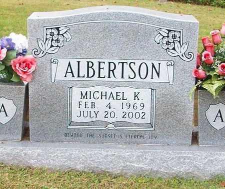 ALBERTSON, MICHAEL KEITH - Clinton County, Kentucky | MICHAEL KEITH ALBERTSON - Kentucky Gravestone Photos