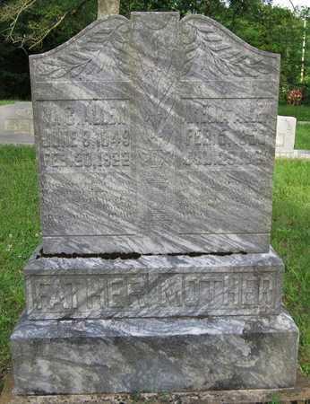 ALLEN, AMELIA VIENNA - Clinton County, Kentucky   AMELIA VIENNA ALLEN - Kentucky Gravestone Photos