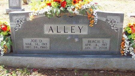 ALLEY, JOE D - Clinton County, Kentucky | JOE D ALLEY - Kentucky Gravestone Photos