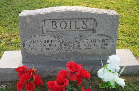 ROWE BOILS, VICTORIA - Clinton County, Kentucky | VICTORIA ROWE BOILS - Kentucky Gravestone Photos