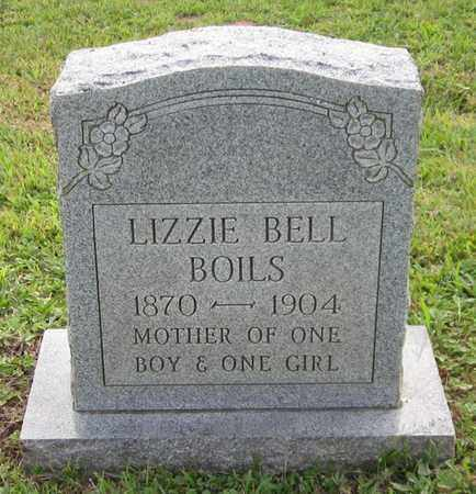 BOILS, LIZZIE BELL - Clinton County, Kentucky   LIZZIE BELL BOILS - Kentucky Gravestone Photos