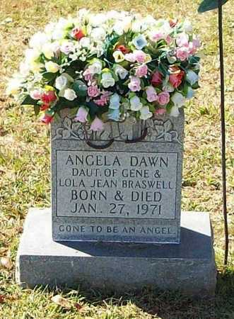 BRASWELL, ANGELA DAWN - Clinton County, Kentucky | ANGELA DAWN BRASWELL - Kentucky Gravestone Photos