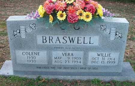 BRASWELL, VERA - Clinton County, Kentucky | VERA BRASWELL - Kentucky Gravestone Photos