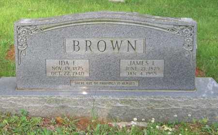 BROWN, IDA ELLEN - Clinton County, Kentucky   IDA ELLEN BROWN - Kentucky Gravestone Photos