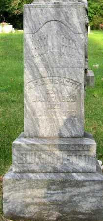 BURCHETT, ALFORD FRANK - Clinton County, Kentucky | ALFORD FRANK BURCHETT - Kentucky Gravestone Photos