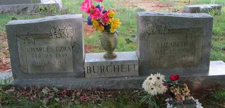 BURCHETT, ELIZABETH - Clinton County, Kentucky | ELIZABETH BURCHETT - Kentucky Gravestone Photos