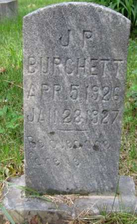 BURCHETT, J P - Clinton County, Kentucky | J P BURCHETT - Kentucky Gravestone Photos