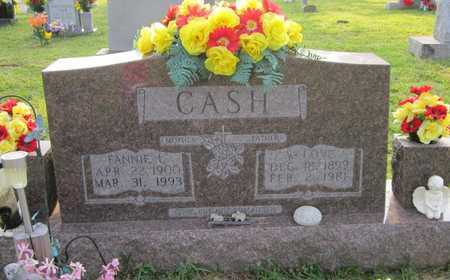 CASH, W LOVE - Clinton County, Kentucky | W LOVE CASH - Kentucky Gravestone Photos