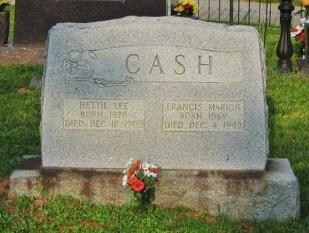 CASH, HETTIE LEE - Clinton County, Kentucky | HETTIE LEE CASH - Kentucky Gravestone Photos