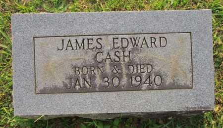 CASH, JAMES EDWARD - Clinton County, Kentucky | JAMES EDWARD CASH - Kentucky Gravestone Photos