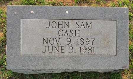 CASH, JOHN SAM - Clinton County, Kentucky | JOHN SAM CASH - Kentucky Gravestone Photos