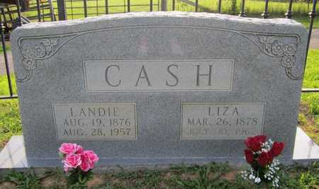 CASH, LANDIE - Clinton County, Kentucky | LANDIE CASH - Kentucky Gravestone Photos