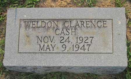 CASH, WELDON CLARENCE - Clinton County, Kentucky | WELDON CLARENCE CASH - Kentucky Gravestone Photos