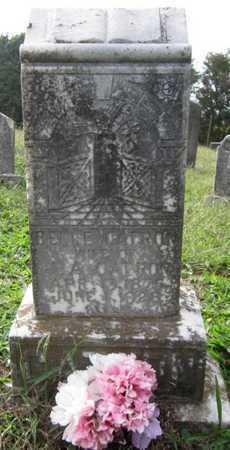CATRON, ALZIRA BELLE - Clinton County, Kentucky   ALZIRA BELLE CATRON - Kentucky Gravestone Photos