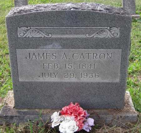 CATRON, JAMES A - Clinton County, Kentucky | JAMES A CATRON - Kentucky Gravestone Photos