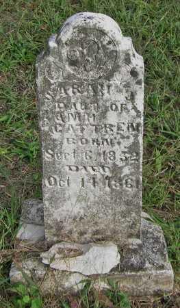 CATRON, SARAH J - Clinton County, Kentucky   SARAH J CATRON - Kentucky Gravestone Photos