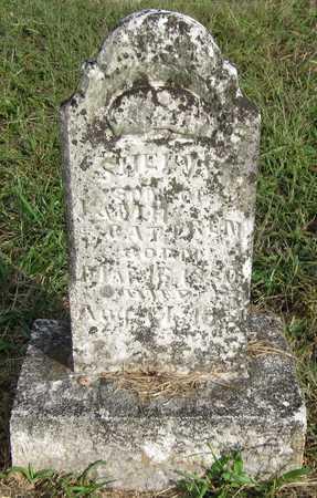 CATTERN, SHELVY - Clinton County, Kentucky   SHELVY CATTERN - Kentucky Gravestone Photos