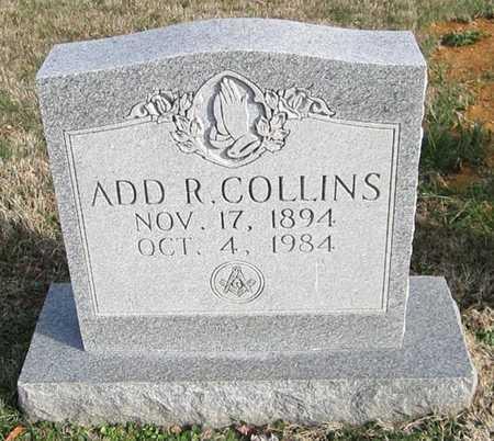 COLLINS, ADD REGAN - Clinton County, Kentucky | ADD REGAN COLLINS - Kentucky Gravestone Photos