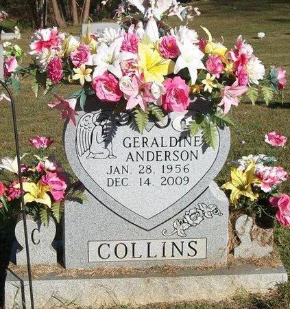 COLLINS, GERALDINE - Clinton County, Kentucky   GERALDINE COLLINS - Kentucky Gravestone Photos