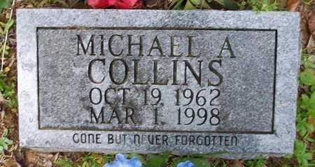 COLLINS, MICHAEL ALLEN - Clinton County, Kentucky | MICHAEL ALLEN COLLINS - Kentucky Gravestone Photos