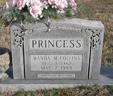 COLLINS, WANDA M - Clinton County, Kentucky | WANDA M COLLINS - Kentucky Gravestone Photos