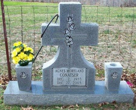 MORELAND CONASTER, ROSE AGNES  - Clinton County, Kentucky   ROSE AGNES  MORELAND CONASTER - Kentucky Gravestone Photos