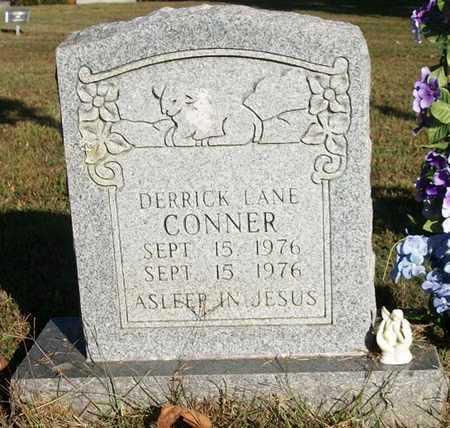 CONNER, DERRICK LANE - Clinton County, Kentucky | DERRICK LANE CONNER - Kentucky Gravestone Photos