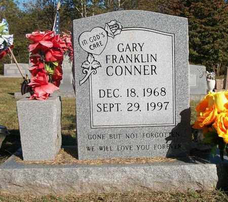 CONNER, GARY FRANKLIN - Clinton County, Kentucky | GARY FRANKLIN CONNER - Kentucky Gravestone Photos