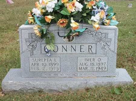 CONNER, IMER O - Clinton County, Kentucky | IMER O CONNER - Kentucky Gravestone Photos