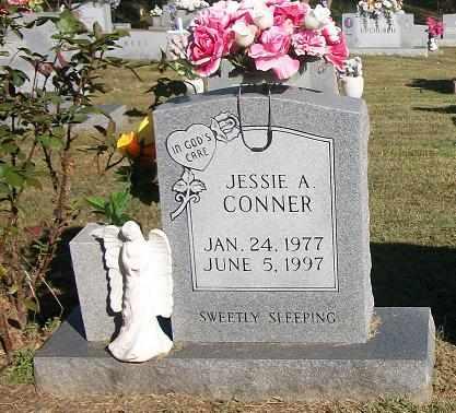 CONNER, JESSIE A - Clinton County, Kentucky | JESSIE A CONNER - Kentucky Gravestone Photos