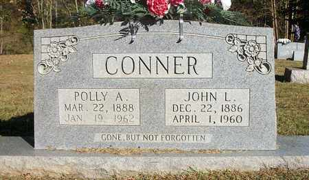 CONNER, POLLY A - Clinton County, Kentucky | POLLY A CONNER - Kentucky Gravestone Photos