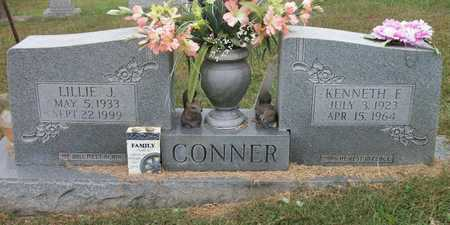 CONNER, KENNETH FRED - Clinton County, Kentucky   KENNETH FRED CONNER - Kentucky Gravestone Photos