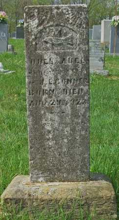 CONNER, ODEL - Clinton County, Kentucky | ODEL CONNER - Kentucky Gravestone Photos