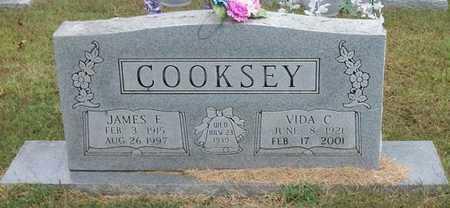 COOKSEY, JAMES ETHERIDGE - Clinton County, Kentucky | JAMES ETHERIDGE COOKSEY - Kentucky Gravestone Photos
