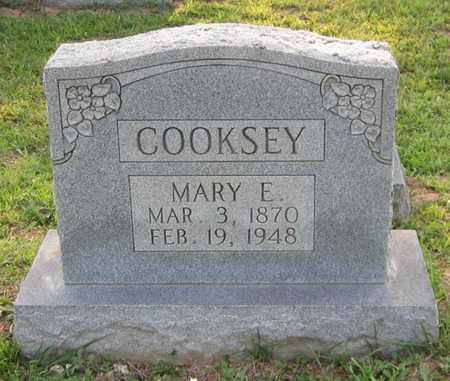 COOKSEY, MARY E - Clinton County, Kentucky | MARY E COOKSEY - Kentucky Gravestone Photos