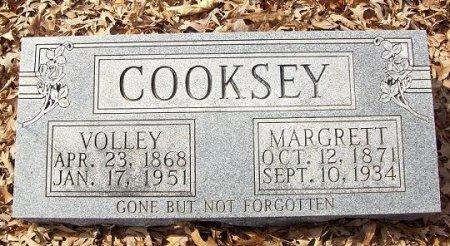 COOKSEY, VOLENTINE - Clinton County, Kentucky | VOLENTINE COOKSEY - Kentucky Gravestone Photos