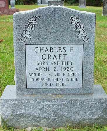 CRAFT, CHARLES - Clinton County, Kentucky | CHARLES CRAFT - Kentucky Gravestone Photos