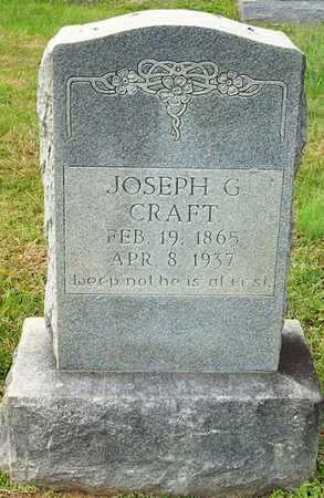CRAFT, JOSEPH G - Clinton County, Kentucky | JOSEPH G CRAFT - Kentucky Gravestone Photos