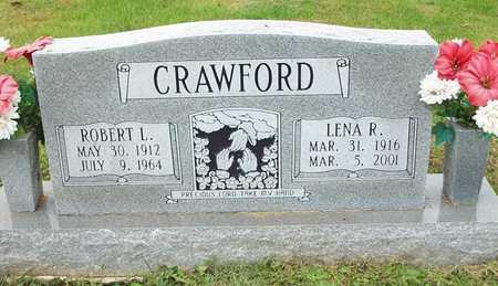 CRAWFORD, LENA R - Clinton County, Kentucky | LENA R CRAWFORD - Kentucky Gravestone Photos