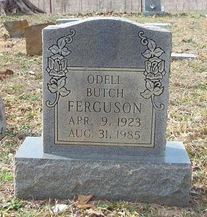 "FERGUSON, ODELL ""BUTCH"" - Clinton County, Kentucky | ODELL ""BUTCH"" FERGUSON - Kentucky Gravestone Photos"