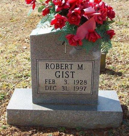 GIST, ROBERT M - Clinton County, Kentucky | ROBERT M GIST - Kentucky Gravestone Photos