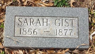 GIST, SARAH - Clinton County, Kentucky | SARAH GIST - Kentucky Gravestone Photos